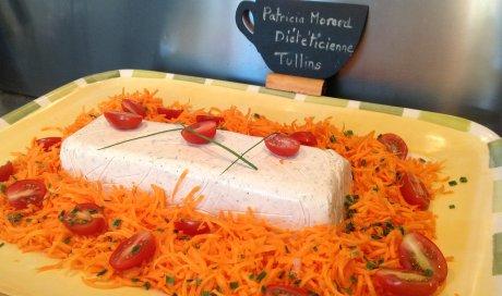 Terrine de thon et fromage frais